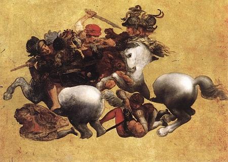 Léonard de Vinci, La Tavola Doria
