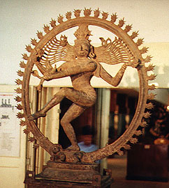 Shiva Nataraja (Natarāja), musée de Chennai.