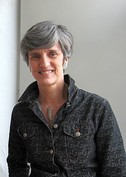 Marie-Bernard Delom, directrice d'Orange campus