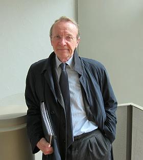 Michel Pébreau, Canal Académie, mai 2013