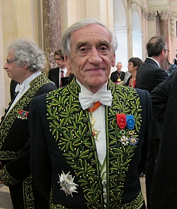 Yves Pouliquen de l'Académie française, Réception de Jules Hoffmann de l'Académie française, 30 mai 2013