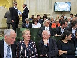 Tribune des lauréats, Grands Prix des fondations de l'Institut de France, 5 juin 2013