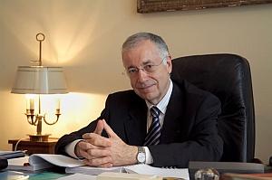 Jean-Robert Pitte, juillet 2007